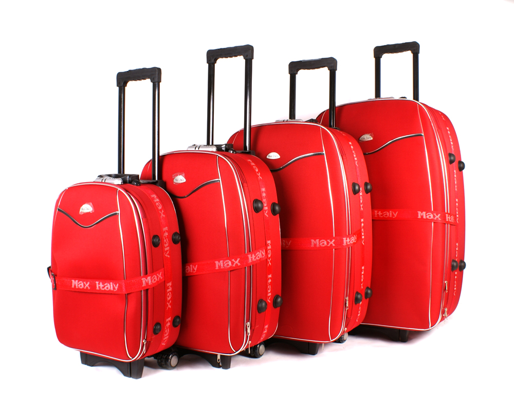 Trolley Cases & Suitcases