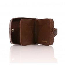 1591 TAN TRAY PURSE WALLET COIN SLOT