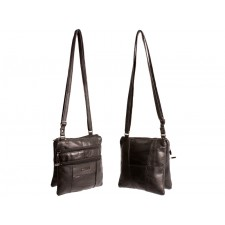 1946 SMALL TWIN SECTION BAG BLACK