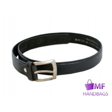 "MILANO 2729-BLACK 1.25""BELT"