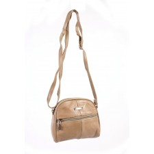 3735 FAWN COW HIDE  BAG