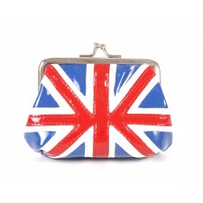 6266 coin snap purse with union jack