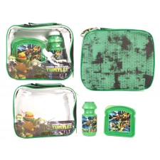 75076 TURTLES 3PCS LUNCH SET