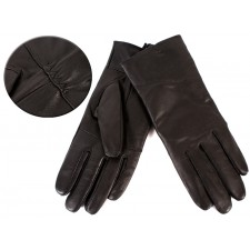 8914 FULL PANEL LEATHER GLOVES SMALL