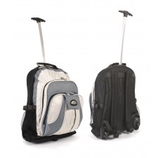 ATB-70 GREY WHEELED BACKPACK