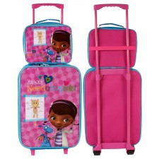 B004325 DOCM STUFFIN TROLLEY CASE SET