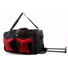 "KS-100 26"" Black and Red"