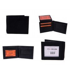 DM 2 100% LEATHER RFID WALLET