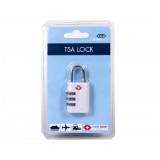 BOARDLITE TSA JBACC01 WHITE LOCK