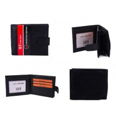 DM 1 100% LEATHER RFID WALLET