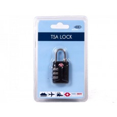 BOARDLITE TSA JBACC01 BLACK LOCK